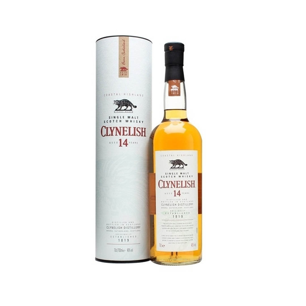 CLYNELISH 14 AÑOS 750ml