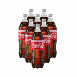 [620] COCA COLA LIGHT 1500ml X8